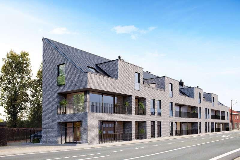 Beveren-Leie (Waregem) - Residentie de Castor - App 0.4 - Virtueel exterieur
