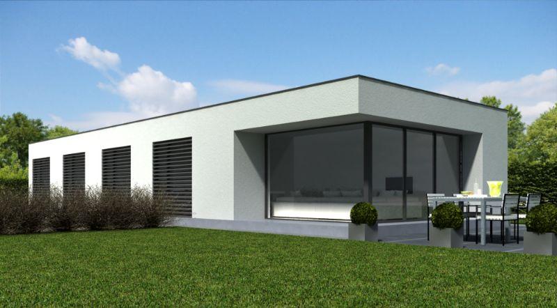 Bouwco rdinator your home uw droomhuis onze zorg for Moderne semi bungalow bouwen