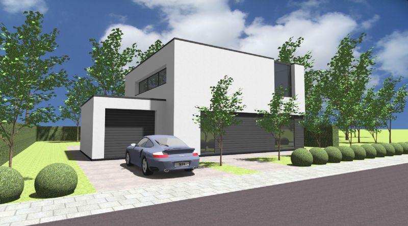 Gullegem: Nieuw te bouwen alleenstaande woning