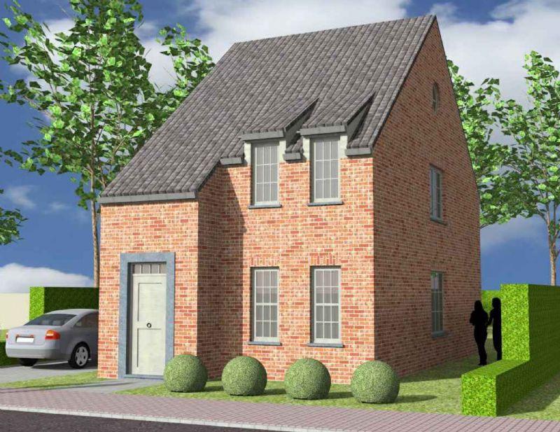 Welden: Nieuw te bouwen halfopen woning
