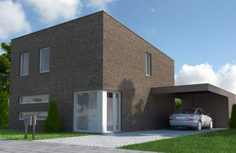 Bouwco rdinator your home uw droomhuis onze zorg for Grondplannen huizen