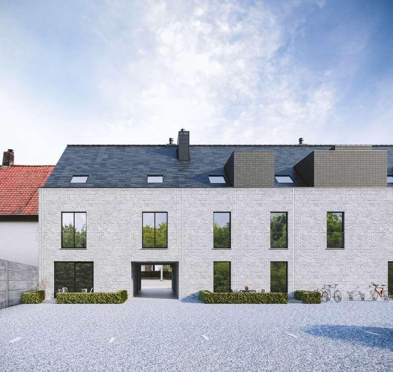 Beveren-Leie (Waregem) - Residentie de Castor - App 0.5 - Virtueel exterieur