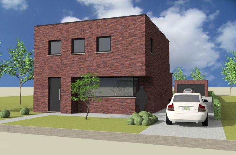 Meulebeke: Nieuw te bouwen alleenstaande woning