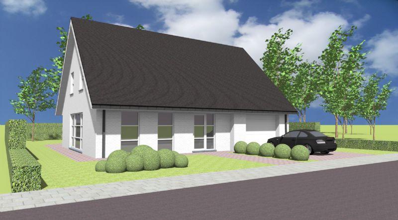 Lochristi: Nieuw te bouwen alleenstaande woning